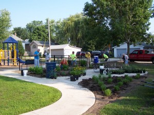 Kiwanis Park Landscaping Project