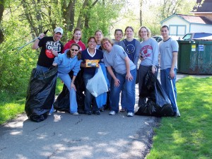 Kiwanis Pathway Clean Up- Earth Day